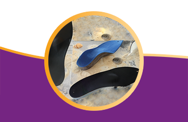 Custom made Insoles